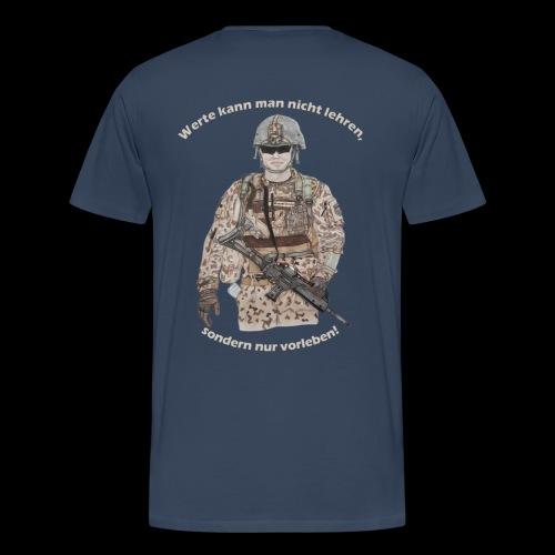Werte - Männer Premium T-Shirt