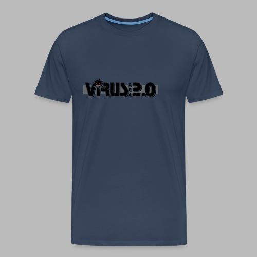 VIRUS 2.0 - T-shirt Premium Homme