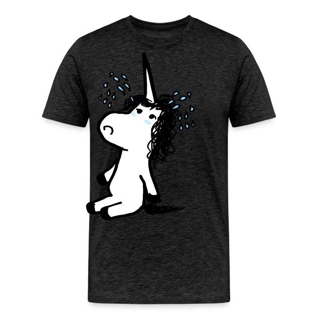 unicornio lloron