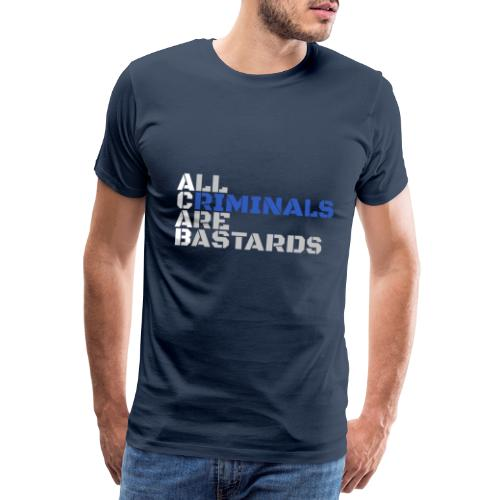 ACAB Citation - T-shirt Premium Homme