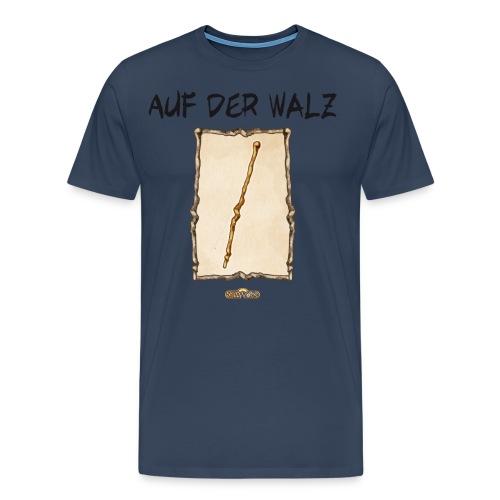 Walz Wanderstock - Männer Premium T-Shirt