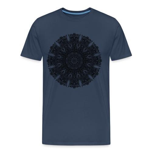 Complex Mandala - T-shirt Premium Homme