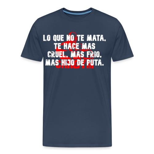 MAS HDP - Camiseta premium hombre