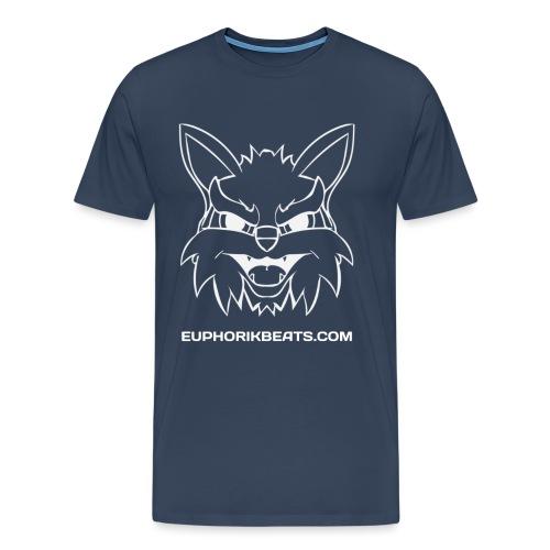 EuphorikBeats.com Logo 3 - Men's Premium T-Shirt