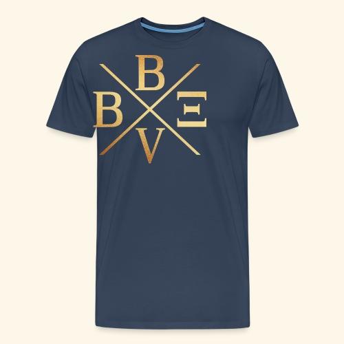 BVBE Gold X Factor - Men's Premium T-Shirt
