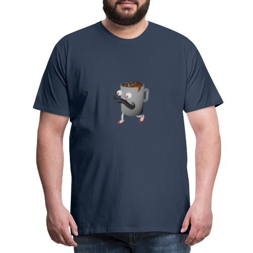 3d coco - Men's Premium T-Shirt
