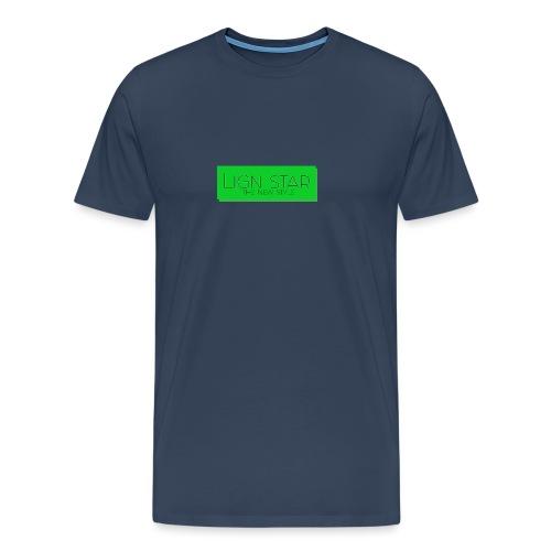 Untitled 3 png - Herre premium T-shirt