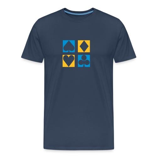 vegas_call - Männer Premium T-Shirt