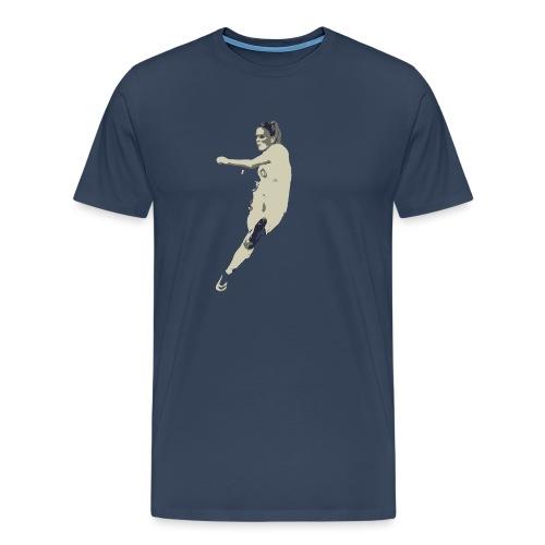 JAIMY VISSER - Mannen Premium T-shirt
