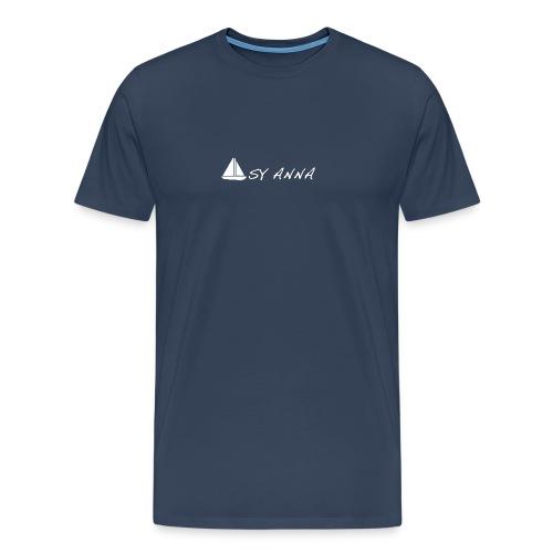S/Y Anna - Herre premium T-shirt