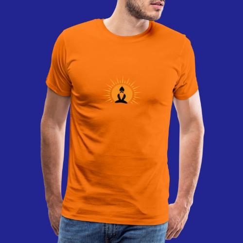 Guramylyfe logo no text black - Men's Premium T-Shirt