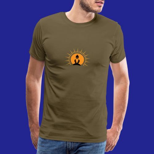 Guramylife logo black - Men's Premium T-Shirt