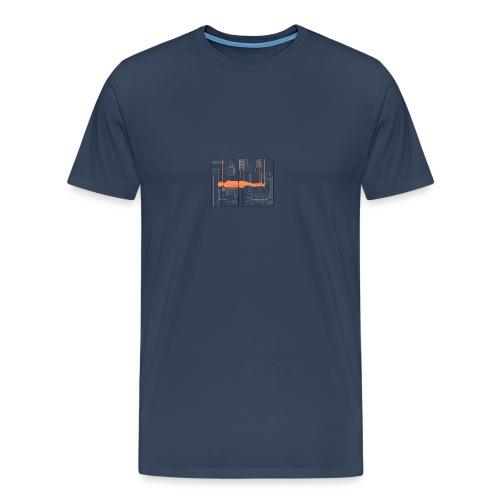 DIAGRAMME - T-shirt Premium Homme