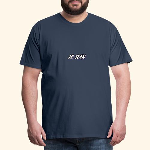 JC JEAN - Herre premium T-shirt