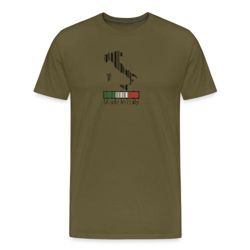 Made in Italy - Maglietta Premium da uomo