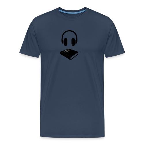 lydbog_2 - Herre premium T-shirt