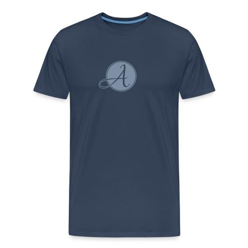 Logo Arnet Photography - Männer Premium T-Shirt