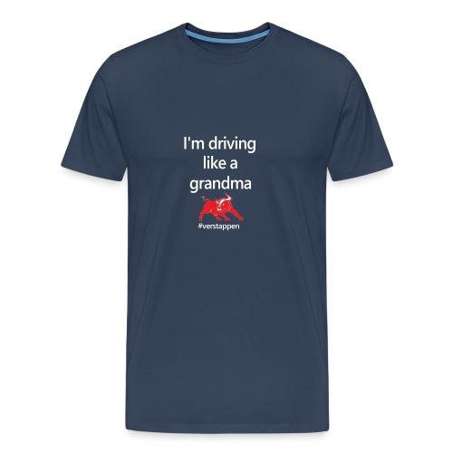 Grandma - Mannen Premium T-shirt