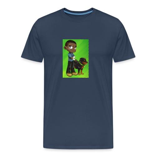 Gtav. 4 - T-shirt Premium Homme