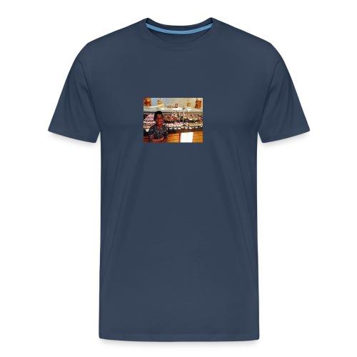Cpr 2934 - Herre premium T-shirt