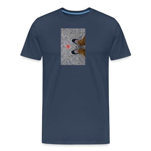 Centro Georges Pompidou - Maglietta Premium da uomo