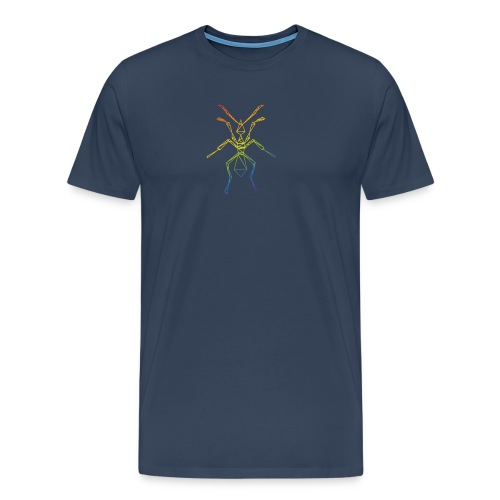ANT - Logo - Men's Premium T-Shirt