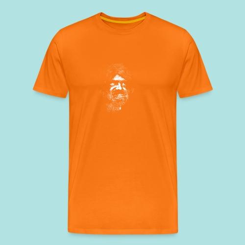 Old Guy, Eyes Open. - Men's Premium T-Shirt