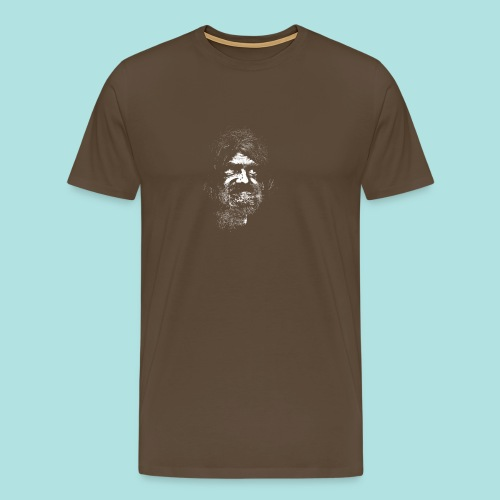 Old Guy, Eyes Open. - Men's Premium T-Shirt