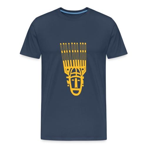 Konden Mask - Männer Premium T-Shirt