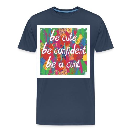 cunt - Men's Premium T-Shirt
