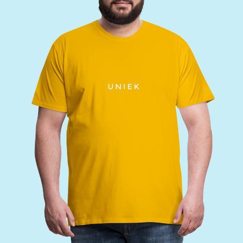 Uniek - T-shirt Premium Homme