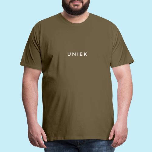 unique - T-shirt Premium Homme