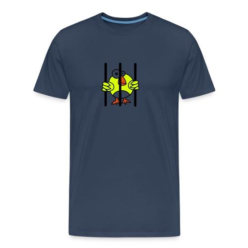 Vögelfrei - Männer Premium T-Shirt