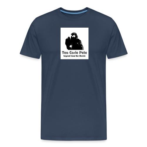 teacosiepete - Men's Premium T-Shirt