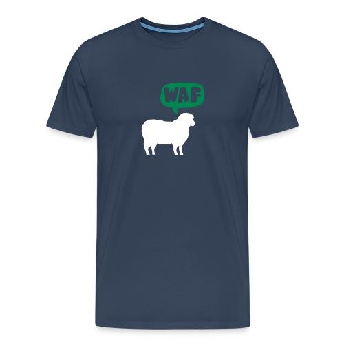 Blafschaap - Mannen Premium T-shirt