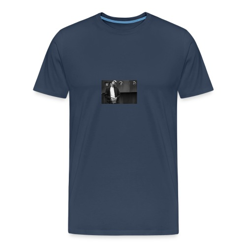 Otto Teichert - Herre premium T-shirt