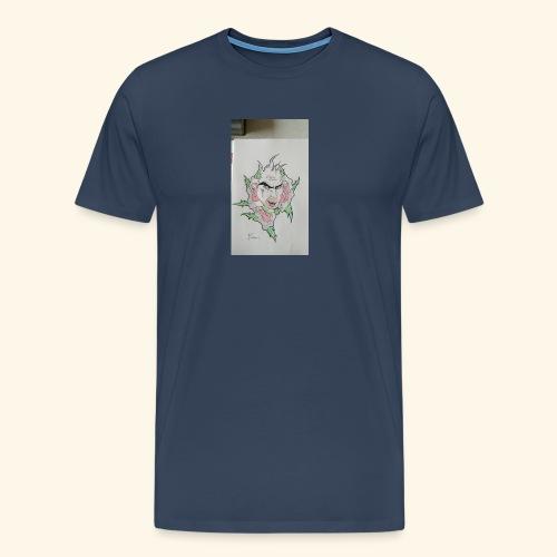 Rosen - Männer Premium T-Shirt