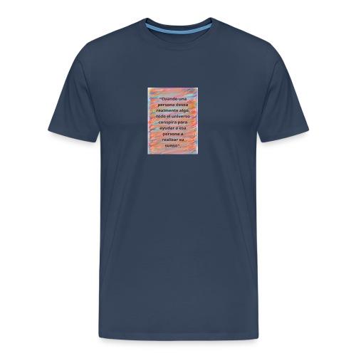 Frasecita - Camiseta premium hombre