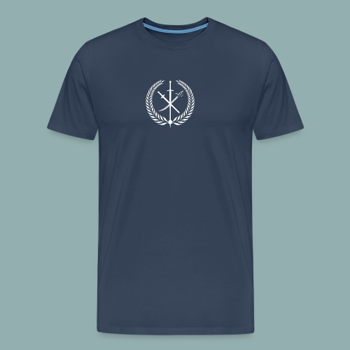 Logo Studio Neues Fechten HEMA - Männer Premium T-Shirt