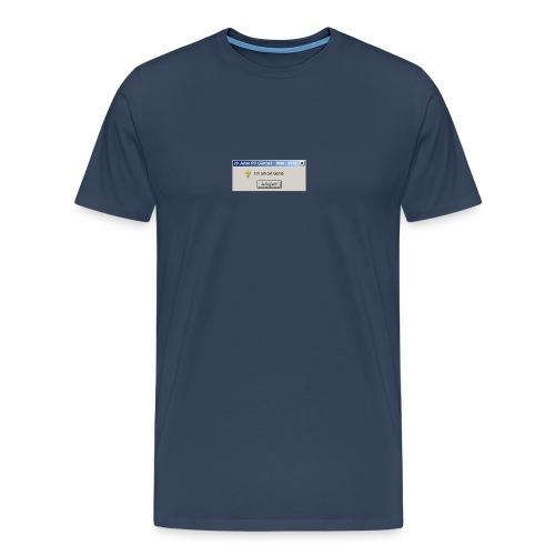 Erhard_Genie - Männer Premium T-Shirt