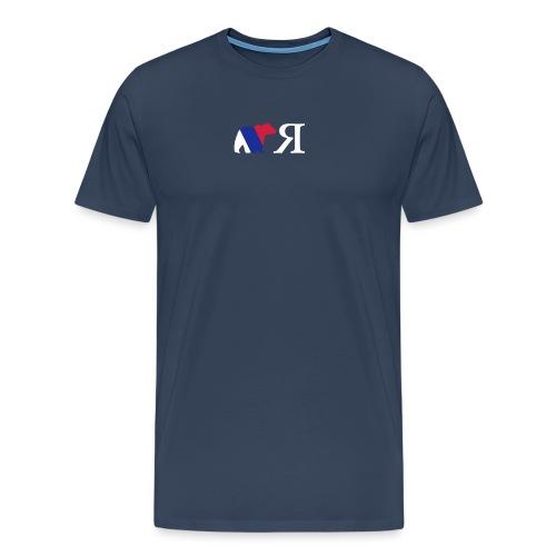 LOGO OSO vector - Camiseta premium hombre