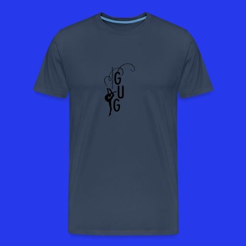 GUG logo - Männer Premium T-Shirt