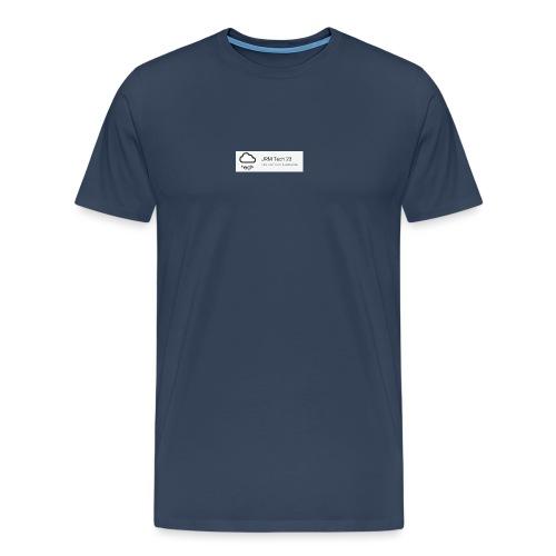 JRMTECH23 logo - Men's Premium T-Shirt