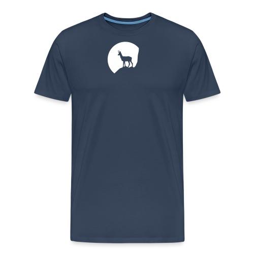 chamutsch_font - Men's Premium T-Shirt