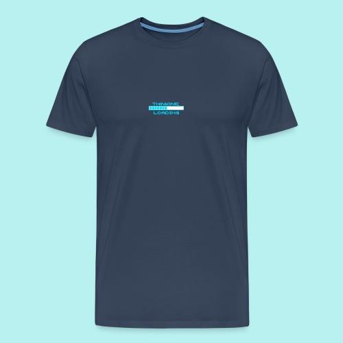 ladebalken juhu - Männer Premium T-Shirt