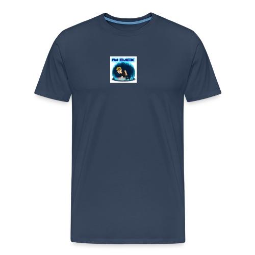 IM BACK - Premium-T-shirt herr