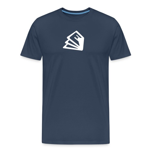 ek logo triple04 1color - Männer Premium T-Shirt