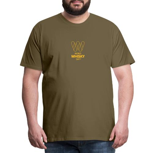 WWD logo - Men's Premium T-Shirt