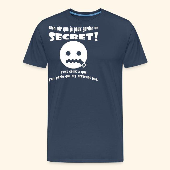 garder un secret