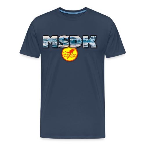 MSDK 2020 Water - Premium-T-shirt herr